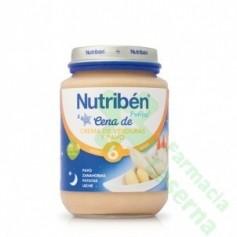 NUTRIBEN CENA CREMA VERDURAS PAVO 200 G