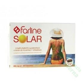 FARLINE SOLAR CAPSULAS 30 CAPS