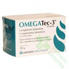 OMEGATEC-3 60 CAPS