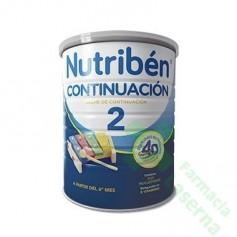 NUTRIBEN CONTINUACION 900G 2 UDS