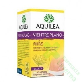 AQUILEA VIENTRE PLANO 50 CAPS