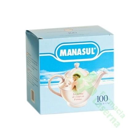 MANASUL TE 100 BOLSITAS