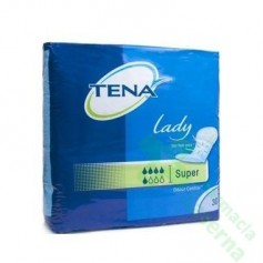 TENA LADY COMPRESA SUPER 30 UDS