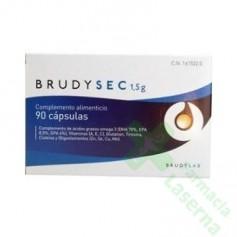 BRUDY SEC 1,5 MG 90 CAPS