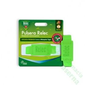 RELEC PULSERA ANTIMOSQUITOS REPELENTE 50 ML