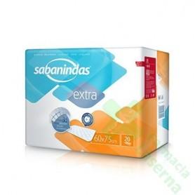 SABANINDAS 60X75 20 UDS GD