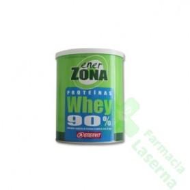 ENERZONA PROTEINAS SUERO DE LECHE (WHEY) 90% 216 CAPS