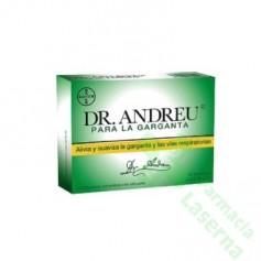 DR ANDREU PARA LA GARGANTA 24 PASTILLAS