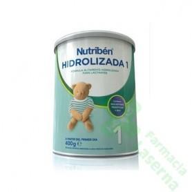 NUTRIBEN HIDROLIZADA 1 400G 1 BOTE NEUTRO