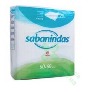 SABANINDAS 60X60 20 UDS MD