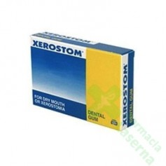 XEROSTOM BOCA SECA CHICLE 10 UDS