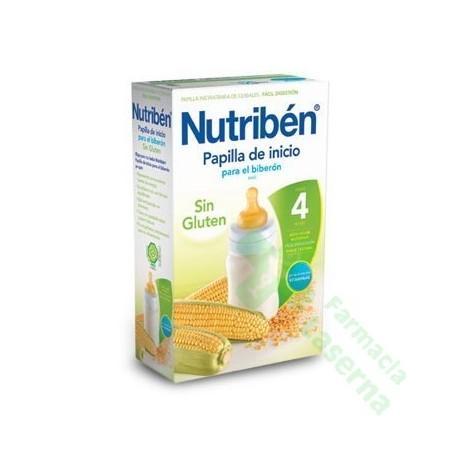 NUTRIBEN INICIO BIBERON 300G