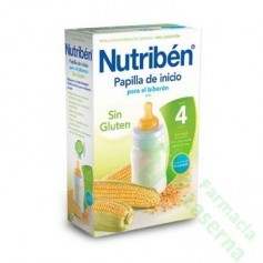 NUTRIBEN INICIO BIBERON 600G