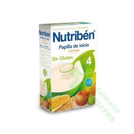 NUTRIBEN INICIO FRUTA 300G