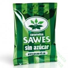 SAWES MENTA S AZUCAR BOLS