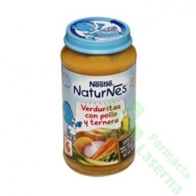 NESTLE POLLO TERNERA VERDURA 250 ML