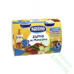 NESTLE ZUMO MANZANA 2X125 ML