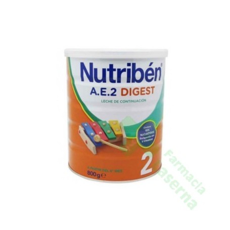 NUTRIBEN AE2 DIGEST 800G