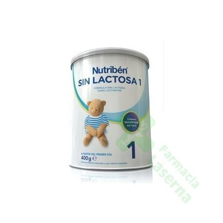 NUTRIBEN SIN LACTOSA 400G