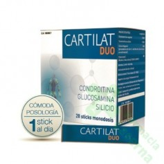 CARTILAT DUO 28 STICKS
