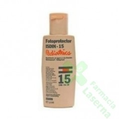 FOTOPROTECTOR ISDIN SPF15 PEDIATRIC 125 ML