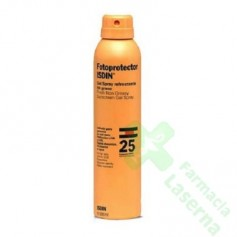 FOTOPROTECTOR ISDIN SPF25 GEL-SPRAY 200 ML