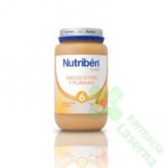 NUTRIBEN 250 MELOCOTON PLATANO