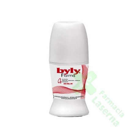BYLY DESOD ROLL-ON 50 ML