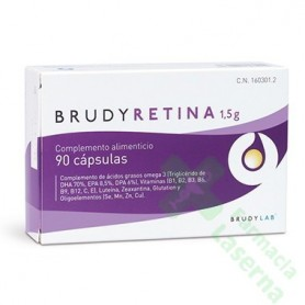 BRUDY RETINA 1,5 G 90 CAPS