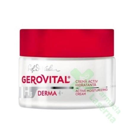 GEROVITAL H3 CREMA HIDRATANTE