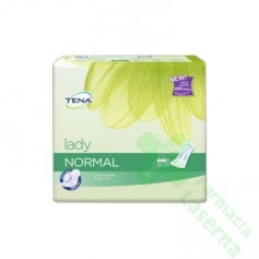 TENA LADY COMPRESA NORMAL 12 UDS