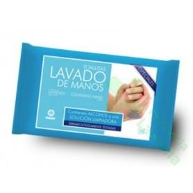 TOALLITAS LAVADO DE MANOS INDAS 20 UDS