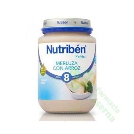 NUTRIBEN JUNIOR MERLUZA ARROZ