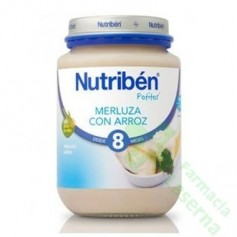 NUTRIBEN JUNIOR MERLUZA ARROZ