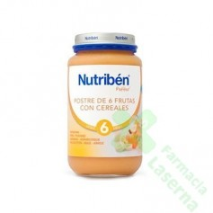 NUTRIBEN JUNIOR POSTRE FRUTAS