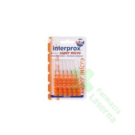 CEPILLO DENTAL INTERPROXIMAL INTERPROX MINI CONICO