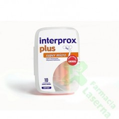 CEPILLO DENTAL INTERPROXIMAL INTERPROX PLUS SUPER