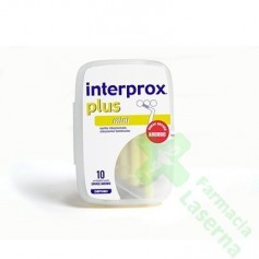 CEPILLO INTERPROX PLUS MINI10 UDS