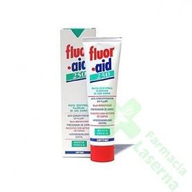 FLUOR AID 250 PASTA DENTAL 100 ML