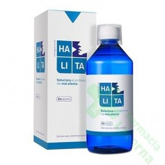HALITA ENJUAGUE BUCAL 150 ML
