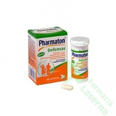 PHARMATON DEFENSAS 14 CAPS