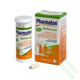 PHARMATON DEFENSAS 28 CAPS