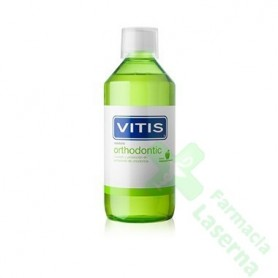 VITIS COLUTORIO ORTHODONTIC 500 ML