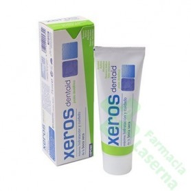 XEROS DENTAID PASTA DENTAL 75 ML