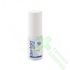 XEROS DENTAID SPRAY DENTAL 15 ML