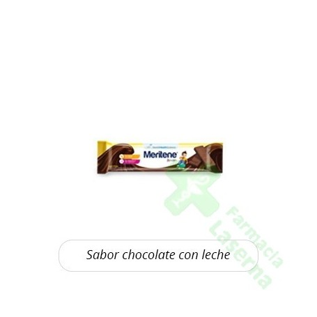 MERITENE JUNIOR CHOC 6 BARRITAS