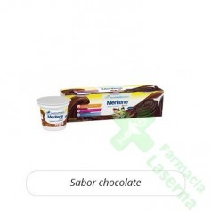 MERITENE JUNIOR NATILL CHOC 3U