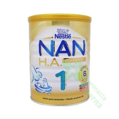 NAN 1 EXPERT LECHE HIPOALERGENICA LACT 800 G