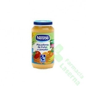 NESTLE MACEDONIA FRUTAS CEREALES 250 ML
