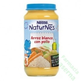 NESTLE POLLO ARROZ 250 ML